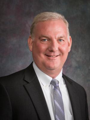 Photo of Mike Fenello, Regional VP of St. Luke's Magic Valley, Twin Falls, Idaho